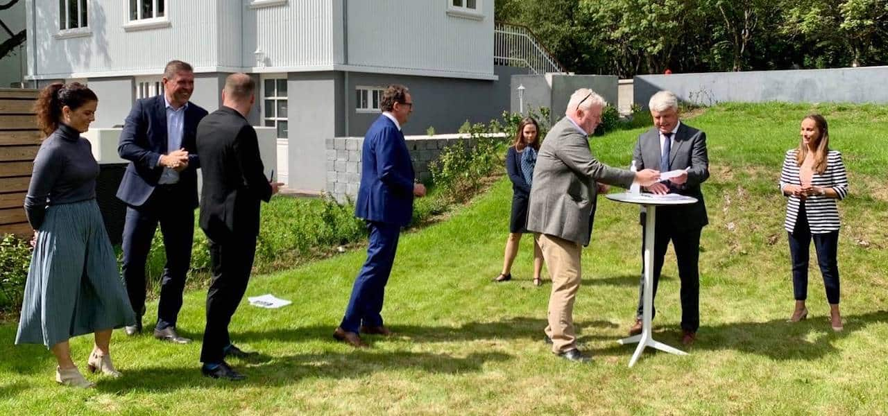 Iceland aims for higher values, lower emissions