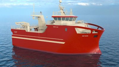 Seven-trawler series for Iceland