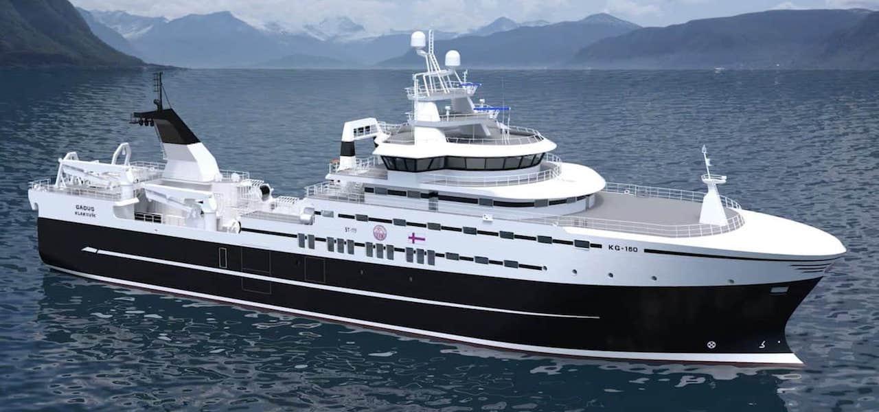 JFK orders first new Faroese trawler for ten years