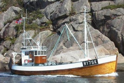 R 17SK –  Sjødis – ©FiskerForum - Foto: JoNes