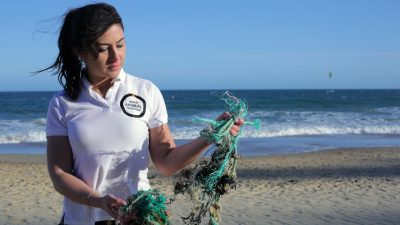 New Ghost Gear Solutions award in campaigner's memory