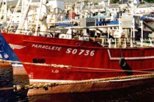 SO 736 – Paraclete – ©FiskerForum - Foto: JoetheGannett