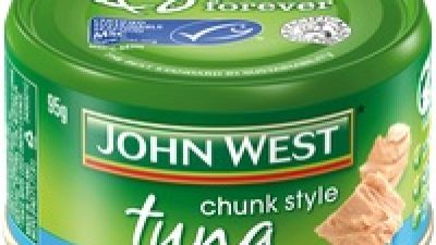 John West, MSC and WWF Australia join forces