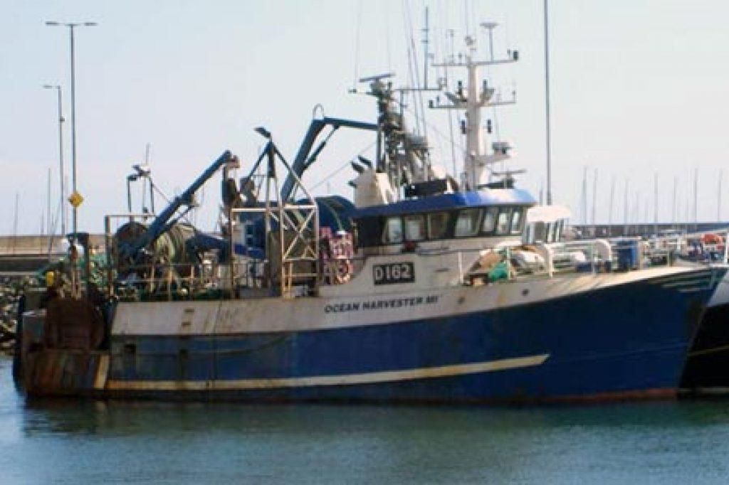 DA 162 – Ocean Harvester – ©FiskerForum - Foto: Johnboy