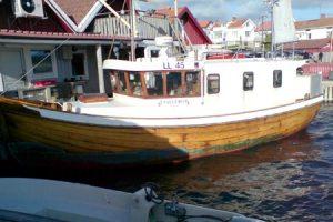 LL 45 –  Vallerö – ©FiskerForum - Foto: KNP