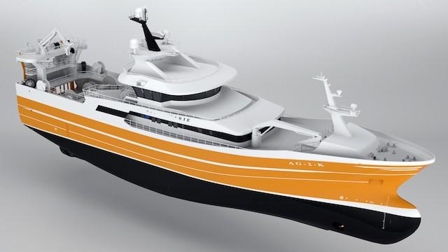 Sille Marie orders Karstensen pelagic vessel