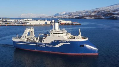 Catch handling deck contracts go to Akureyri yard
