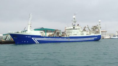 Could capelin prospects lead to strike settlement?