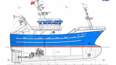 New shrimper for Jutland partnership
