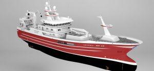 Pelagic partnership orders new trawler