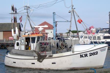 KR 262 –  HEIDI II – ©FiskerForum - Foto: KayN