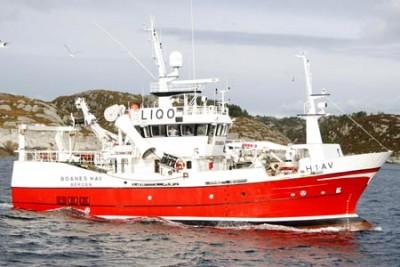 M 5AV –  Gularøy – ©FiskerForum - Foto: KiB