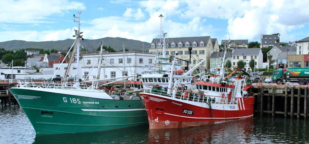 Creed rejects fisheries sector plea for COVID-19 support