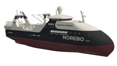 Knarr member company strikes design deal for Russian newbuilds