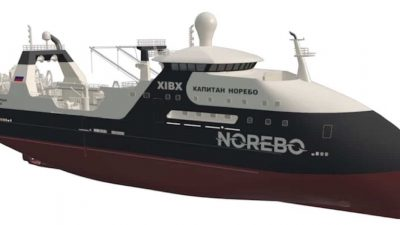 Construction starts on sixth Norebo trawler