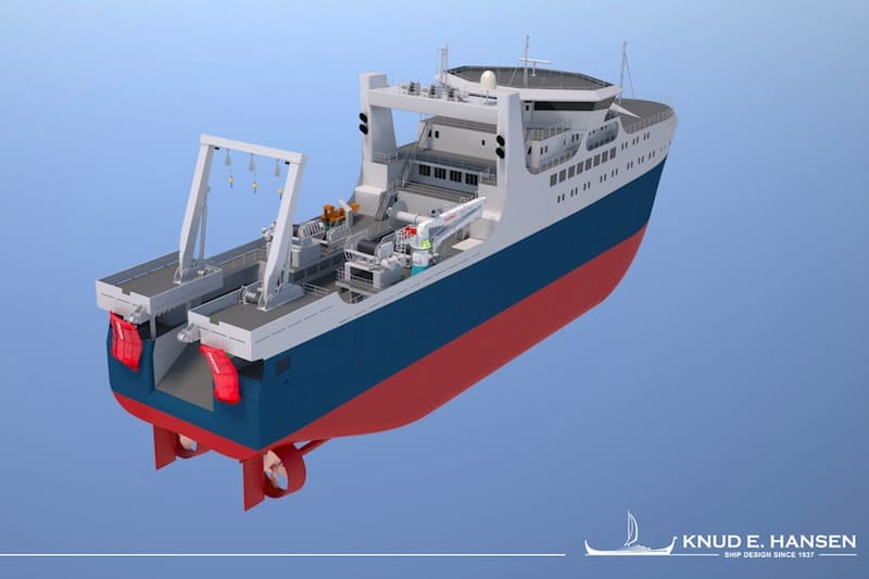 Rethinking the deep sea trawler - FiskerForum