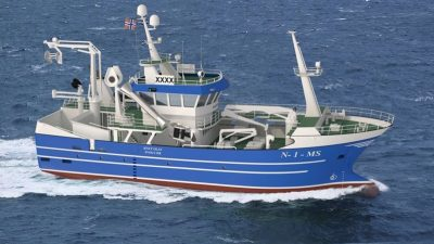 Vestværft to build seiner for Norwegian owner