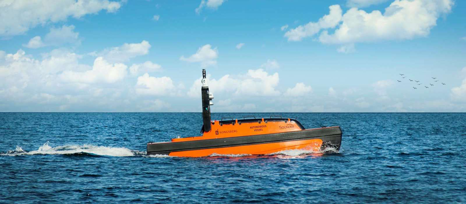 Peruvian fishing company is first to order Sounder USV