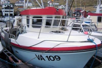 VA 109 –  Ella – ©FiskerForum - Foto: LBorup