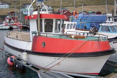 VA 165 –  Fríða – ©FiskerForum - Foto: LBorup