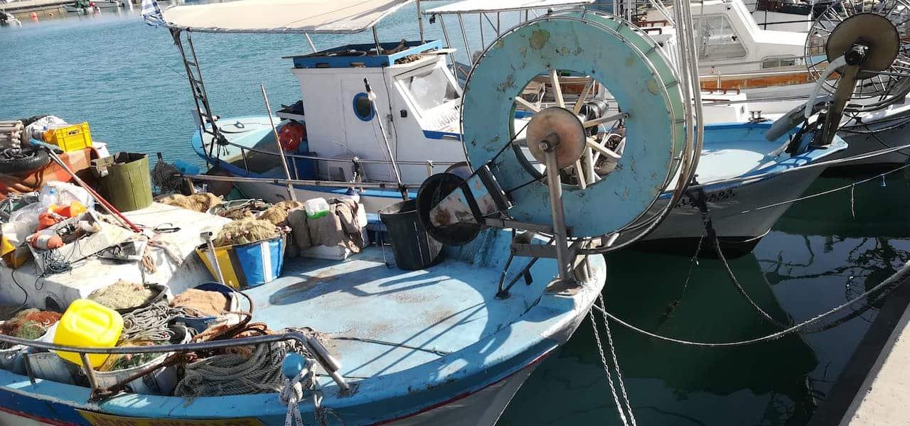 Corona storm hits Cyprus fishermen
