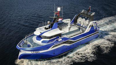 New LT-60 from Maaskant