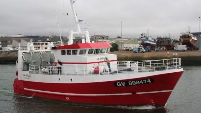 French fishing company to change hands