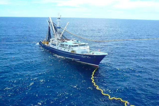 Read more about the article Le Drezen enters Pacific tuna fisheries