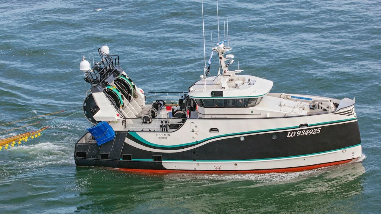 Multi-purpose Le Dolmen delivered to Lorient