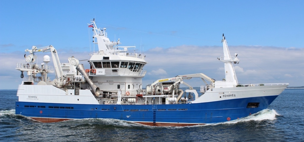One new vessel delivered, another one's keel laid