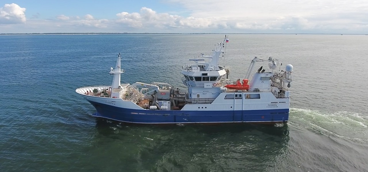 First of new Russian fishing fleet ready for handover