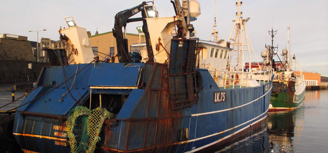 UK negotiators urged to stand firm on fisheries