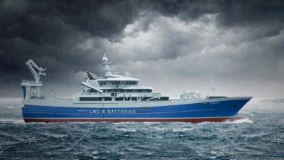 Liegruppen and Salt Ship Design scoop Nor-Fishing Innovation Award