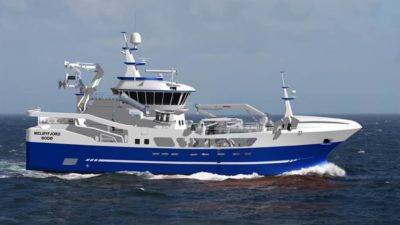 Orders announced for Norwegian coastal fleet