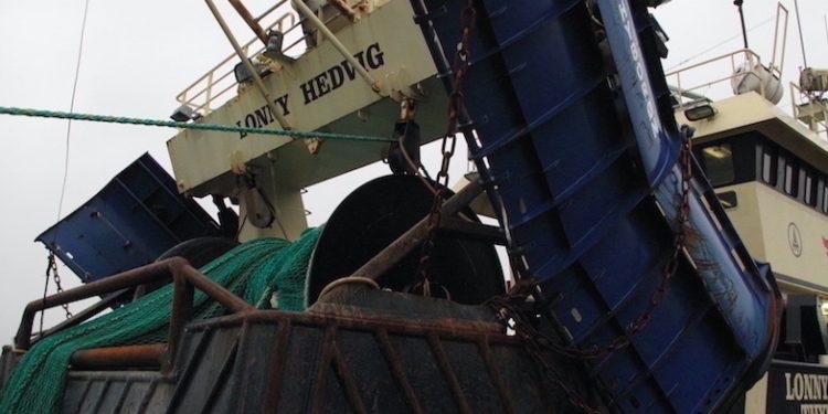 Flipper doors on board Lonny Hedwig - @ Fiskerforum