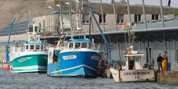 The Lorient quayside - @ Fiskerforum