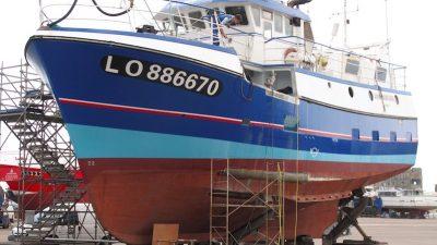Lorient, modern and still modernising