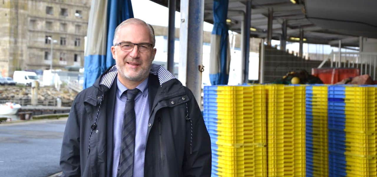 New president for port of Lorient Keroman