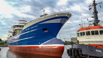 First newbuild from Karstensen's Polish yard on the way