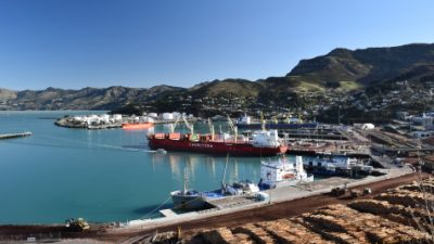 Lyttleton trawler fire contained