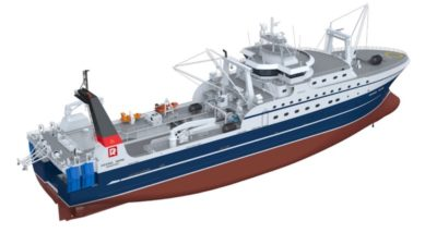 Seven-trawler propulsion order goes to MAN
