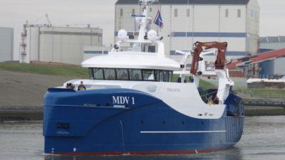 Dutch owners order MDV-pattern newbuilds