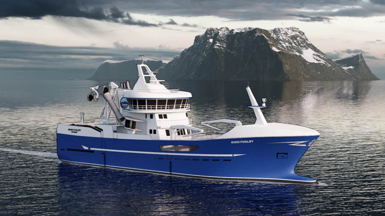 New seiner for Norwegian owners