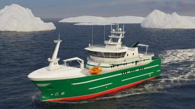 Antarctic longliner contract goes to Marin Teknikk