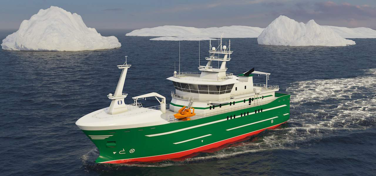 Antarctic longliner contract goes to Marin Teknikk