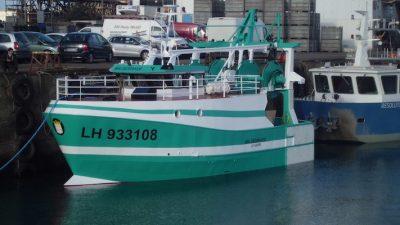 New scalloper for le Havre