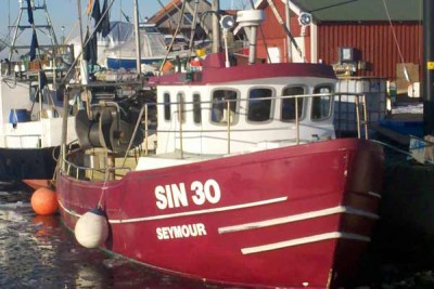 SIN 90030 –  SEYMOUR – ©FiskerForum - Foto: Mag