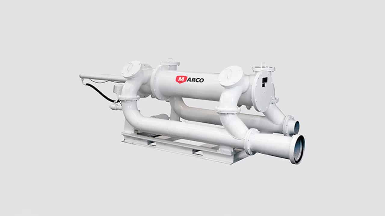 New Marco MarVac fish pump to speed up sardine landings