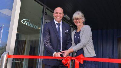 Marel opens upgraded UK base