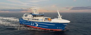 Tersan's 100th newbuild goes to Ervik Havfiske